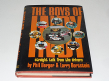 BOYS OF INDY : THE. Straight Talk From The Drivers. 1977